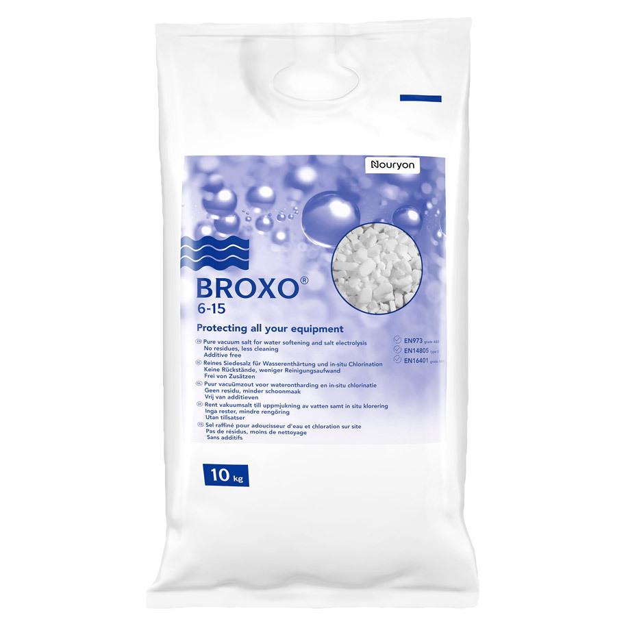 BROXO 6-15 SPUELMACHINE SALZ