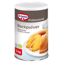 BAKING POWDER BACKIN BACKPULVER