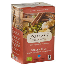 THEE GOLDEN CHAI BIO SPICED ASSAM BLAC
