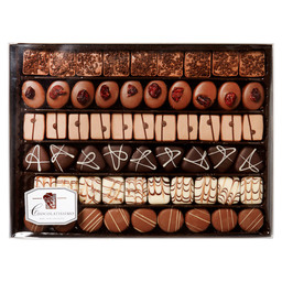 ASSORTI B HANDCRAFTED CHOCKOLATE