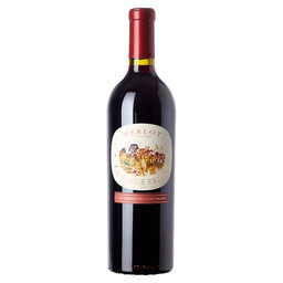 LA FORGE ESTATE BIO MERLOT