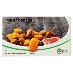MINI-TOPPERS