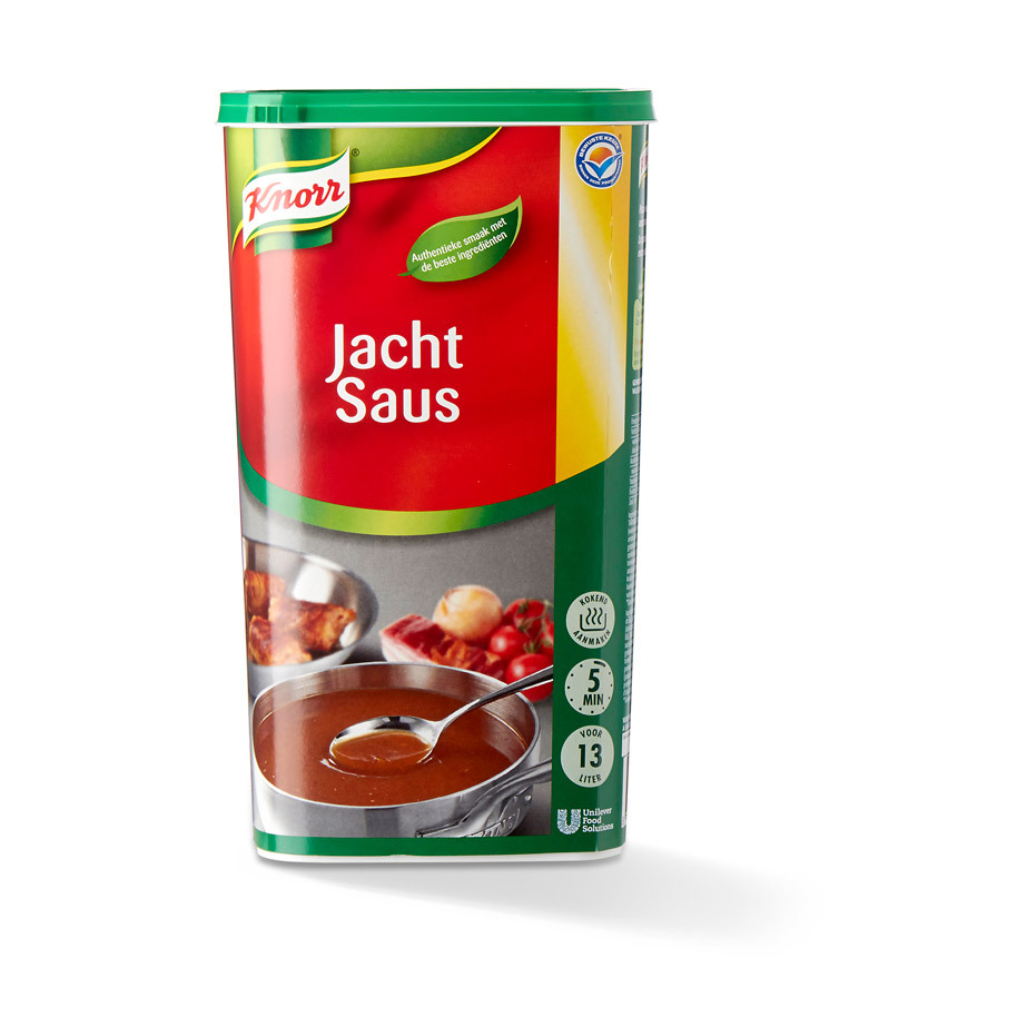 JACHTSAUS KNORR