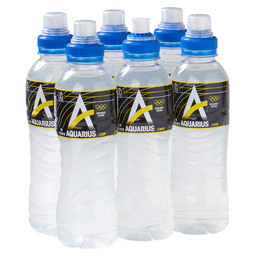 AQUARIUS LEMON 50 CL