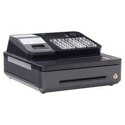 CASH REGISTER CASIO ECR SE-G1 BLACK