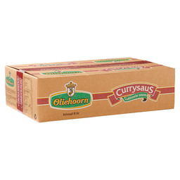 CURRYSAUS SAUSKING BAG-IN-BOX