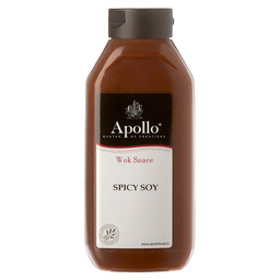 WOK SAUCE SPICY SOY
