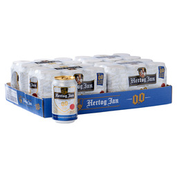 HERTOG JAN 0.0% 33CL 4X6