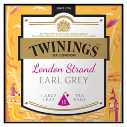 TEA LONDON STRAND EARL GREY
