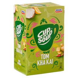 TOM KHA KAI SOEP CUP A SOUP CATERING