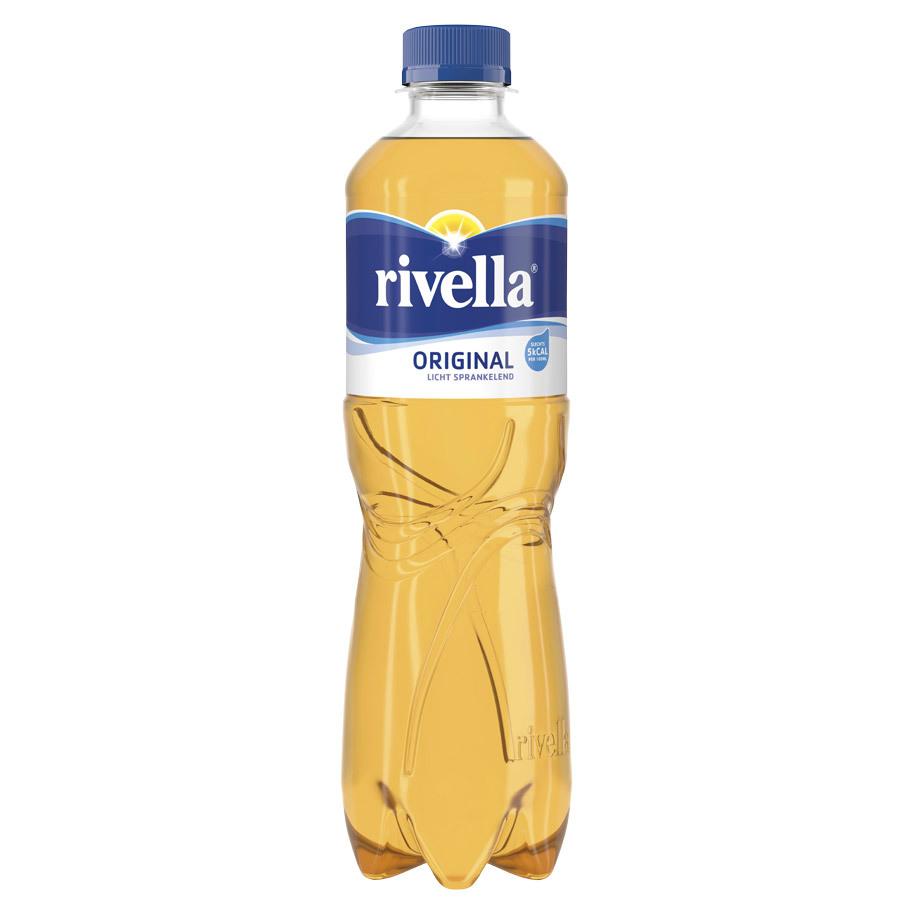 RIVELLA ORIGINAL 50CL PET VERV. 2131910