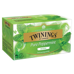 TEA PURE PEPPERMINT TWININGS