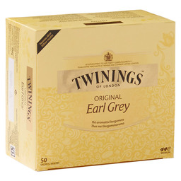 TEA EARL GREY TWININGS