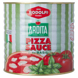 PIZZA SAUCE WITH BASIL