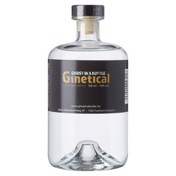 GHOST IN A BOTTLE GINETICAL ROYAL GIN 40