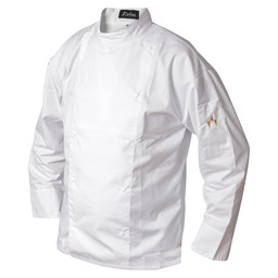 CHEF'S JACKET GAZZO WHITE MT S