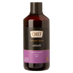 CHEF LIQUID CONCENTRATE ASIAN