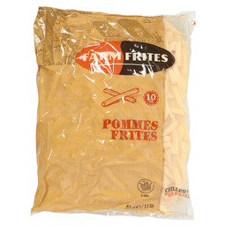 FRITES CHILLED 10MM 2X5KG