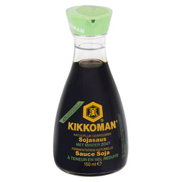 KIKKOMAN SOJASAUS LESS SALT -43 0/0