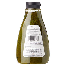 PESTO IN SQUEEZE BOTTLE
