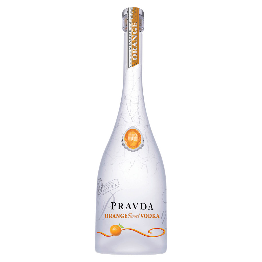 PRAVDA ORANGE VODKA