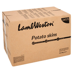 LW POTATO SKINS 4X2500GR