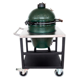 TABLE SS INCL. BGE L+ CAST IRON GRATE