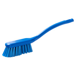 DISHWASHING BRUSH M HACCP BLUE 270X47MM