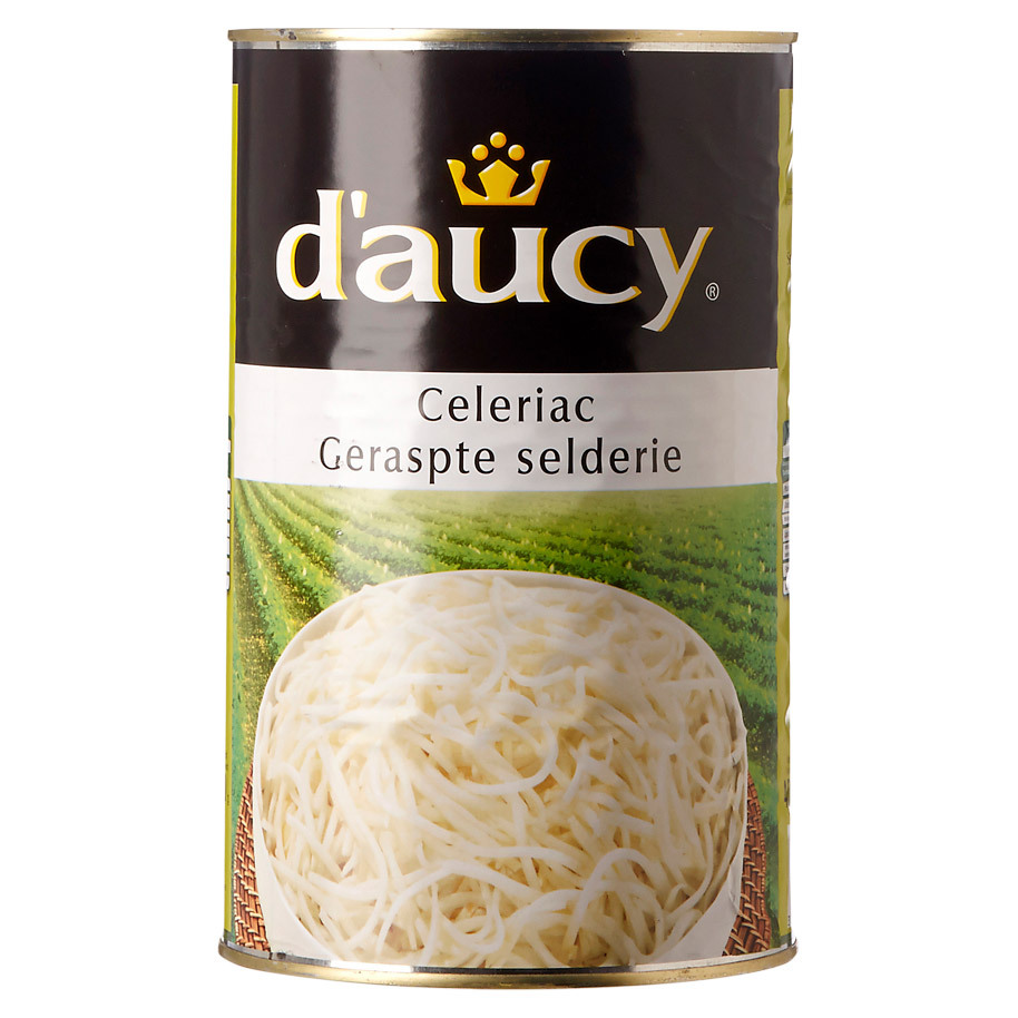 CELERY GRATED