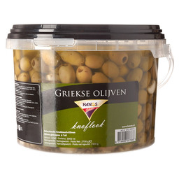 OLIVES GARLIC GREEK GLUTEN FREE