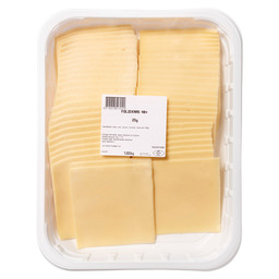 CHEESE GOUDA 48+ 50 SLICES A 20GR