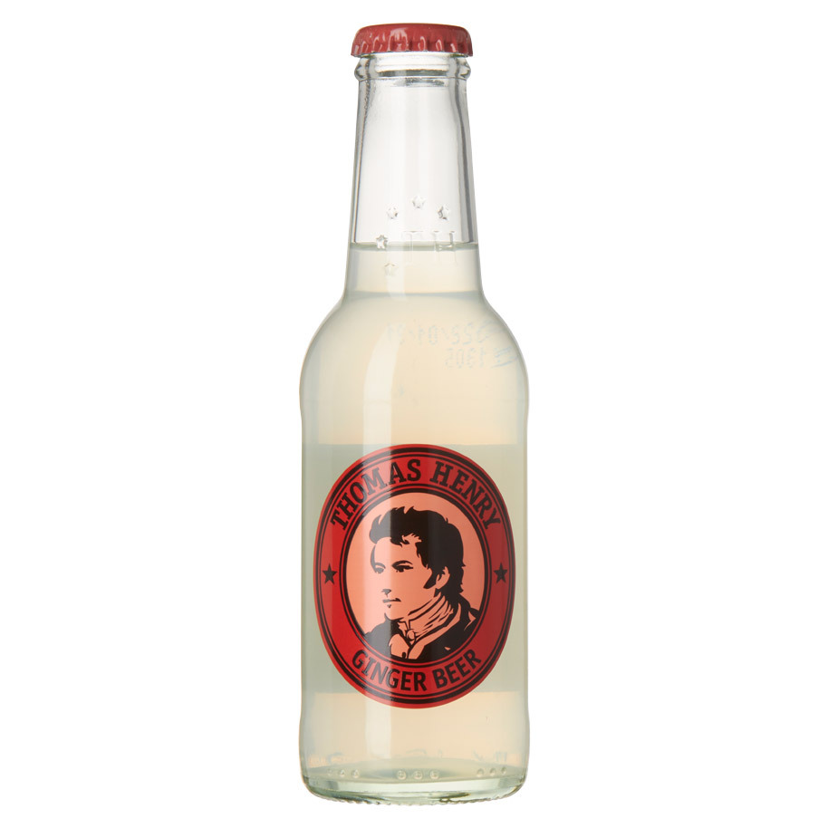 SPICY GINGER BEER 20CL THOMAS HENRY