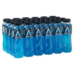 AQUARIUS ISOTONIC BLUE ICE 33CL PET