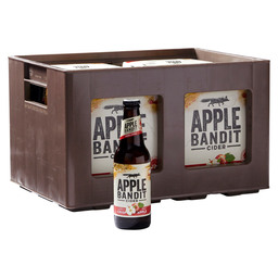 CIDER JUICY APPLE 30CL 4X6